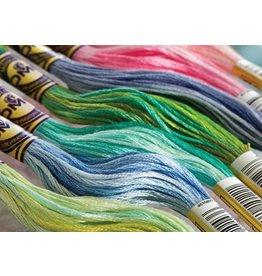 DMC DMC #417F Color Variations Floss 8m
