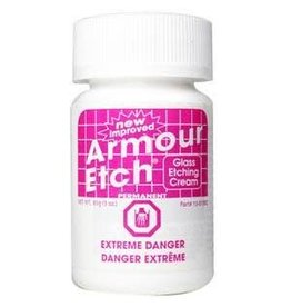 Armor 2.8 oz. Armour Etch Glass Etching Cream