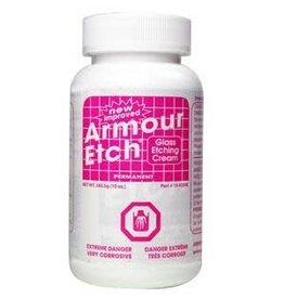 Armor 22 oz Armour Etch Glass Etching Cream