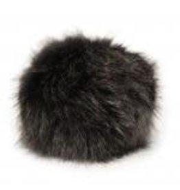 Bernat Bernat Pom Pom Black Mink