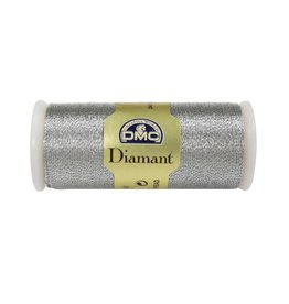 DMC DMC #380 Diamant Metallic Needlework Thread 35m - 415