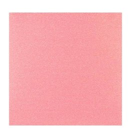 Darice Glitter Silk Collection Sheet - Glitter Girl - 12 x 12