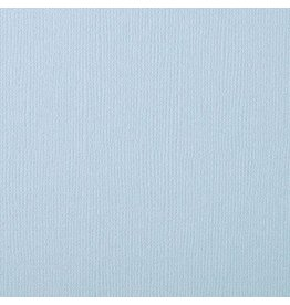 Darice Core'dinations Foundations Cardstock Sheet - Cloudless - 12 x 12