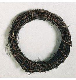 Darice Grapevine Wreath - Natural - 10 inches