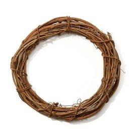 Darice Grapevine Wreath - Natural - 12 inches