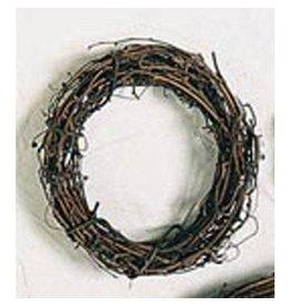 Darice Grapevine Wreath - Natural - 8 inches