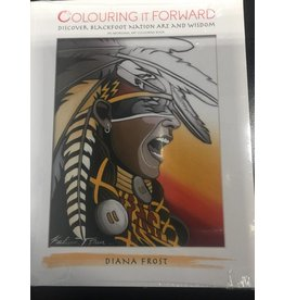 Christiana Latham Colouring It Forward Book 1