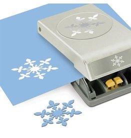 EK Tools EK Tools Vintage Snowflake Punch - 2.5 Inches