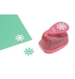 Darice Picture Punch Shape Punch - Daisy - 1 inch