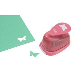 Darice Picture Punch Shape Punch - Butterfly - 1 inch
