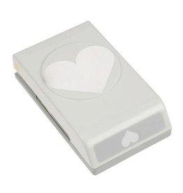 EK Tools EK Tools Large Heart Punch - Heart - 2.5 x 2 inches