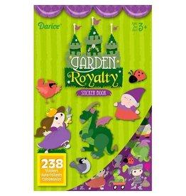 Darice Sticker Book for Kids - Garden Royalty - 238Stickers