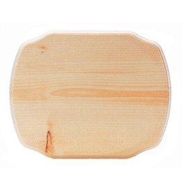 Walnut Hollow Walnut Hollow Pine Wood Plaque - French Corners - 8.75 x 11 inches