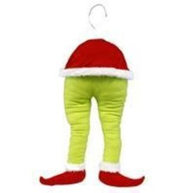 "Craig Bachman 18""H Christmas Monster Bottom Decor"