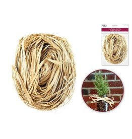 Multi Craft 2oz Raffia Natural
