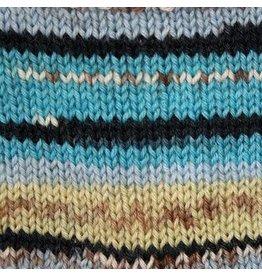 Patons Kroy Sock Turquoise Jacquard