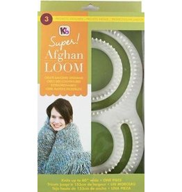 KB Crafty Super Afghan Loom