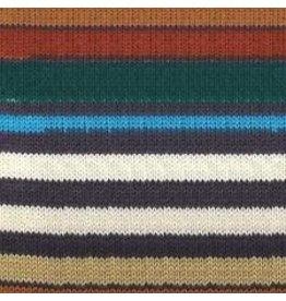 Patons Kroy Sock Rusty Stripes