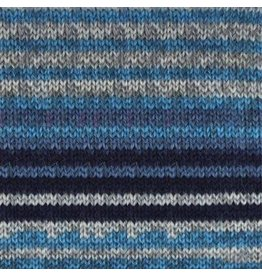 Patons Kroy Sock Singin The Blues Stripes