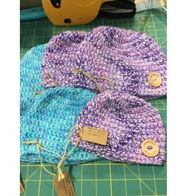 Kim Lantz Kim Crochet Baby Hats Little Tots