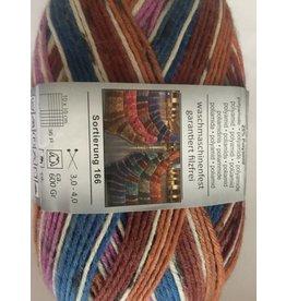 Online Online 6ply Sock Color Milano 1618
