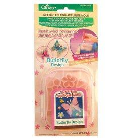 Clover CLOVER 8926 - Applique Mold - Butterfly