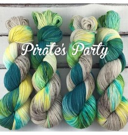 A Whimsical Wood Yarn Co Pirates Party