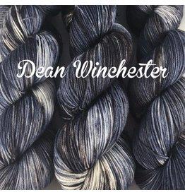 A Whimsical Wood Yarn Co Dean Winchester