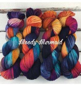 A Whimsical Wood Yarn Co Moody Mermaid