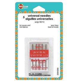 HEIRLOOM HEIRLOOM Machine Universal Needles - Size 90/14