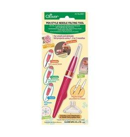 Clover CLOVER 8901 - Pen Style Needle Felting Tool