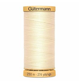 Gutermann Gutermann Cotton 50wt Thread 250m