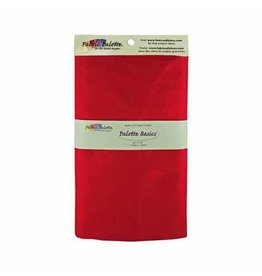 """Hakidd 100% Cotton Fabric - Red - 1.8 x 1m (2yds x 42"""")"""