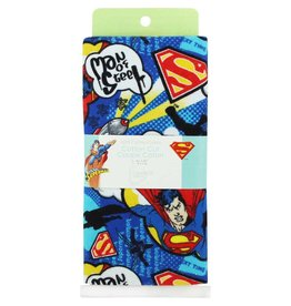 "Hakidd DC COMICS SupermanTM Cotton Licensed Fabric - 0.9 x 1.1m (1yd x 42"")"