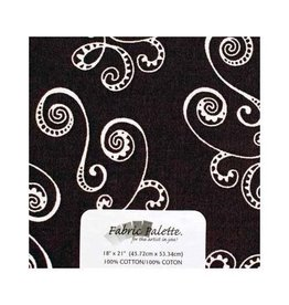 """Hakidd Fat Quarter Pre-Cut Fabric - Pink &  brown Collection 6 - 45 x 53cm (18"""" x 21"""")"""
