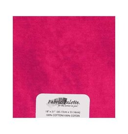"Hakidd Fat Quarter Pre-Cut Fabric - Textured Fucshia - 45 x 53cm (18"" x 21"")"