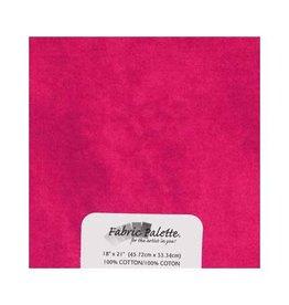 """Hakidd Fat Quarter Pre-Cut Fabric - Textured Fucshia - 45 x 53cm (18"""" x 21"""")"""
