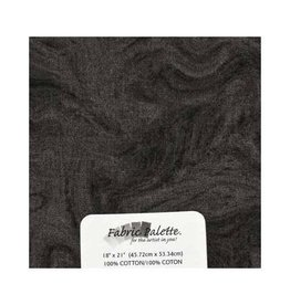 "Hakidd Fat Quarter Pre-Cut Fabric - Textured II Onyx - 45 x 53cm (18"" x 21"")"