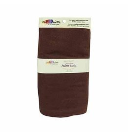 "Hakidd Flannel Solids Fabric -  brown - 1.8 x 1m (2yds x 42"")"