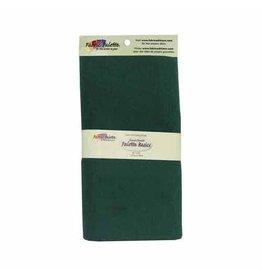 "Hakidd Flannel Solids Fabric - Hunter Green - 1.8 x 1m (2yds x 42"")"