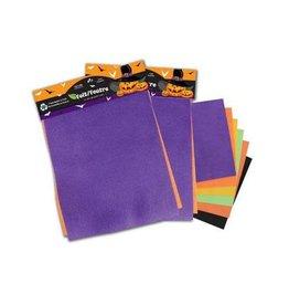 "Hakidd Felt Sheet Packs 9 ""x 12"" Christmas Colours 6 pack"