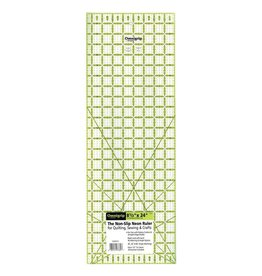 "Hakidd OMNIGRIP Ruler - 8.5 x 24"" (21.6 x 61cm)"