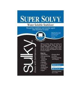 "Sulky SULKY Super Solvy - White - 50 x 91cm pkg (20"" x 36"")"