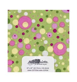 """Hakidd 1/2 Yard Large Pre-Cut Fabric - Flutterby Collection 3 - 45cm x 1m (18"""" x 42"""")"""