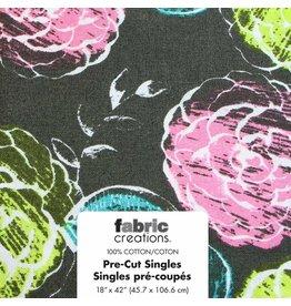 "Hakidd 1/2 Yard Large Pre-Cut Fabric - Kingston Collection 1 - 45cm x 1m (18"" x 42"")"