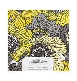 "Hakidd 1/2 Yard Large Pre-Cut Fabric - Paloma Collection 3 - 45cm x 1m (18"" x 42"")"