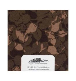 """Hakidd 1/2 Yard Large Pre-Cut Fabric - Pink &  brown Collection 3 - 45cm x 1m (18"""" x 42"""")"""