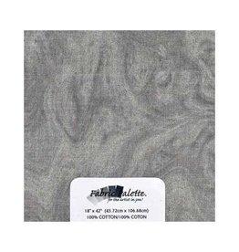 "Hakidd 1/2 Yard Large Pre-Cut Fabric - Textured II Smoke - 45cm x 1m (18"" x 42"")"