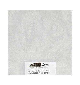 "Hakidd 1/2 Yard Large Pre-Cut Fabric - Textured II White - 45cm x 1m (18"" x 42"")"