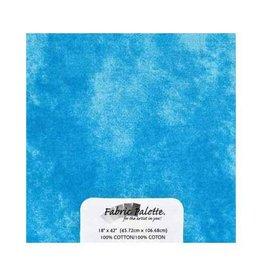 "Hakidd 1/2 Yard Large Pre-Cut Fabric - Textured Light Turquoise - 45cm x 1m (18"" x 42"")"